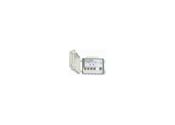 Для сложения и выравнивания сигналов принимаемых от нескольких антенн (до 4-ех входов) МВ/ДМВ, 30дБ.
